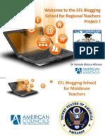 Blogging School PPP