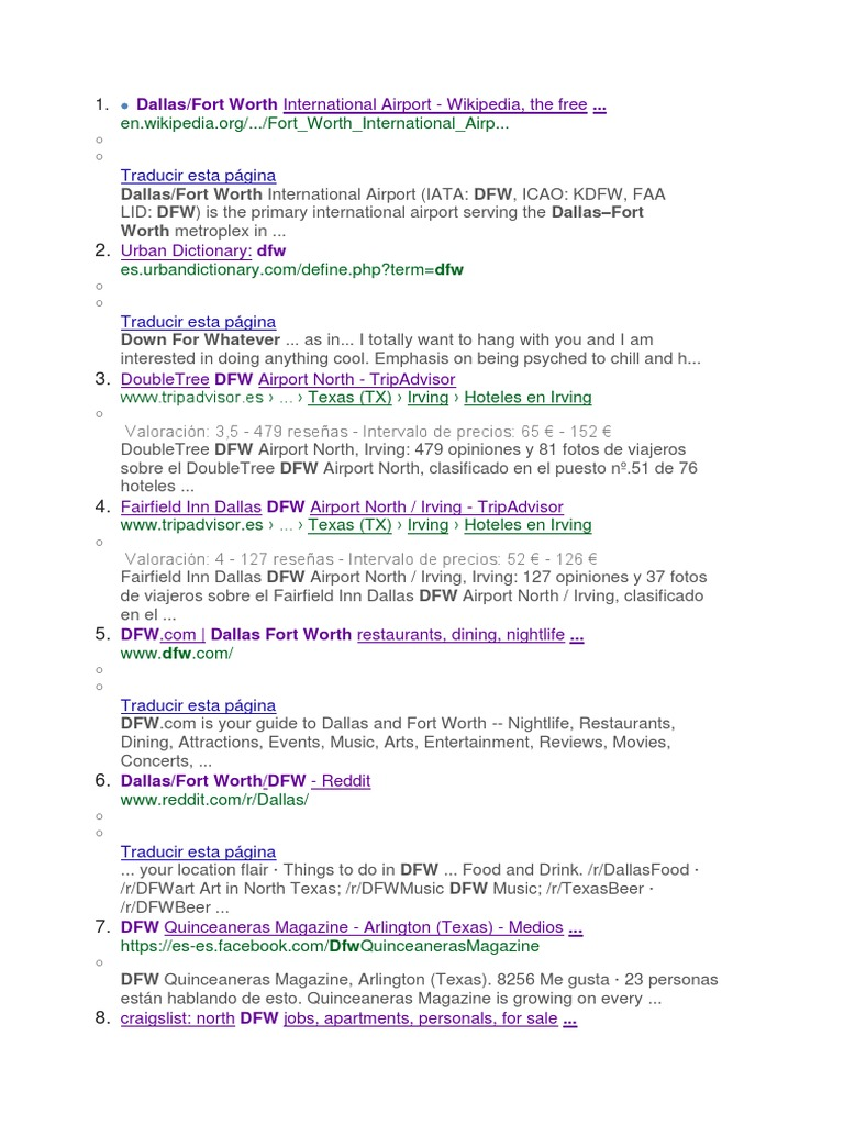 Craigslist dallas fort worth classifieds for jobs