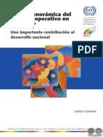 VISION PANORAMICA DEL SECTOR COOPERATIVO EN PARAGUAY - LETICIA CAROSINI - PORTALGUARANI