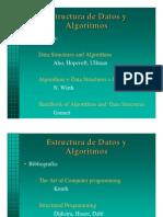 estructura de datos y algoritmos.pdf
