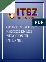 OPORTUNIDADES Y RIESGOS DE LOS NEGOCIOS EN INTERNET.docx