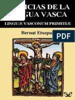 Lingu� Vasconum Primiti� [es] de Bernat Etxepare r1.0.pdf