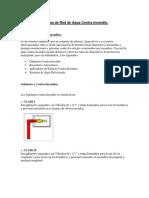 Sistema de Red de Agua Contra Incnedio.docx