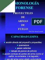 primeros auxios. MEDICINA LEGAL (HERIDAS DE ARMAS DE FUEGO) (1).ppt