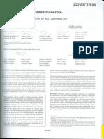 ACI 207.1R-96 Mass concrete.pdf