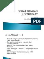 Sehat Dengan Jus Therapy