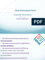 Lecture 6 Corporate Governance