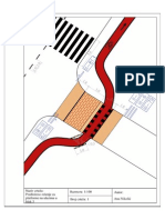 Projektovanje pešačke platforme