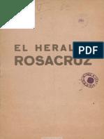 El Heraldo Rosacruz. 8-1934, No. 2