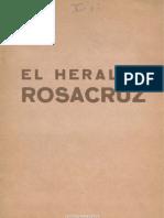 El Heraldo Rosacruz. 9-1934, No. 3