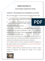 ( Negocios) - Codigo De Etica Ii.doc