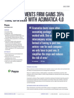 Acumatica 4.0 Case Study_Payza