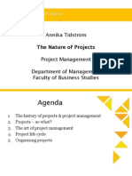 Module 1_ the Nature of Projects