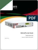 DefensePro User Guide v6.02
