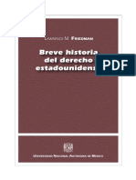 Breve Historia del Derecho Estadounidense - Lawrence M. Friedman.pdf