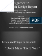 assignment 2 - research design report1