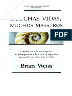 Muchas vidas, Muchos sabios - Brian Weiss.pdf