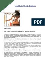Las Tablas Esmeralda de Thoth El Atlante.doc