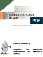 EL EXPEDIENTE TECNICO DE OBRA.pdf