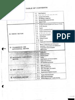1992 Subaru Service Manual-Engine & Wiring on forester wiring diagram, avalon wiring diagram, land cruiser wiring diagram, galant wiring diagram, yukon wiring diagram, cooper wiring diagram, versa wiring diagram, g6 wiring diagram, defender 90 wiring diagram, celica wiring diagram, model wiring diagram, legacy wiring diagram, frontier wiring diagram, matrix wiring diagram, evo wiring diagram, brz wiring diagram, challenger wiring diagram, xv crosstrek wiring diagram, traverse wiring diagram, fusion wiring diagram,