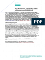RPO call for IPSF EMRO