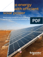 Efficient Solar Power
