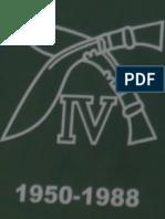 4 Gorkha Rifles Crest 1950-88