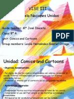 Unidad Didactica y Proyecto