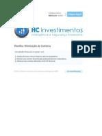 Planilha Financeira - Otimização de Carteiras.xlsx