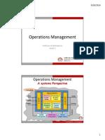 Week1 PPTs process & capacity