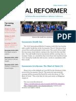 NorCal Reformer 48 (October 3, 2014)