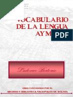 Vocabulario de lengua aymara siglo XVII.pdf
