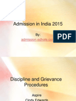 Admission in Delhi NCR