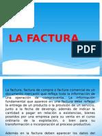 LA FACTURA.pptx