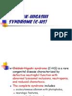Chédiak Higashi Syndrome