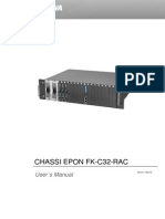 Optical Line Terminal OLT Chassi Epon FK-C32-RAC User s Manual-furukawa 2581_UMFKC32REV01.pdf