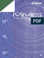 Yamaha MM6 Synthesizer Manual