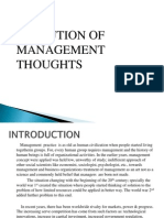 Evolution of Management2