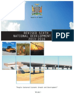 Zambia SNDP Revised - October 2014