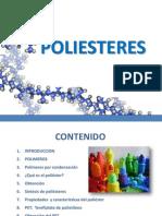 Poliesteres polimeros