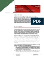 Nucleus Research_Technology Value Matrix First Half 2013 - ERP