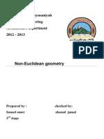 Non-Euclidean geometry.docx