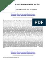 Der Kleine Drache Kokosnuss Reist Um Die Welt PDF