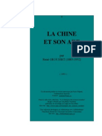Grousset - La Chine et son art.doc