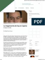 09-10-14 Maloro Adelante en Hermosillo