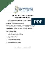MONOGRAFIA RELACIONES COLECTIVOS DE TRABAJO.doc