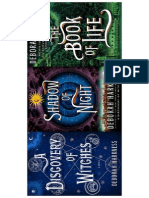 All Souls Trilogy Cover