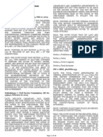 Article IX cases