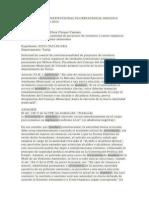 Declaración Constitucional Plurinacional 0004