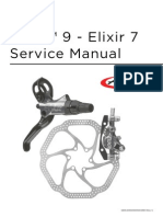 Elixir 9 and 7 Service Manual Rev c